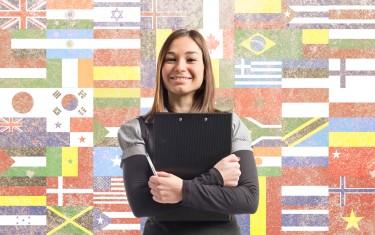estudante internacionais